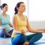 یوگا کمر درد را کاهش میدهد